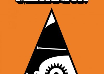 La naranja mecánica.- Anthony Burgess