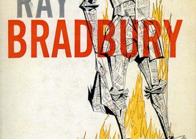 Fahrenheit 451.- Ray Bradbury