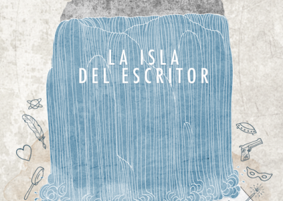 La isla del escritor.- Varios autores