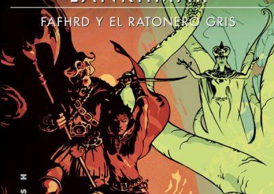 Fafhrd y el ratonero gris: primer libro de Lankhmar.- Fritz Leiber