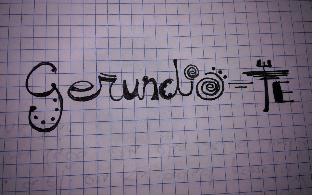 GERUNDIO-TE